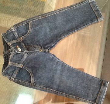 Calça jeans - 1 ano - Colibri
