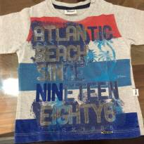 Camiseta Atlantic - 1 ano - Trick