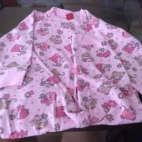 Macacão rosa - 6 anos - Chacabru