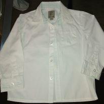 Camisa branca social - 3 anos - Baby Club