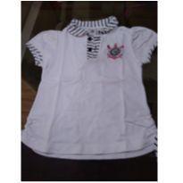 Camiseta Corinthians - 2 anos - Corinthians oficial