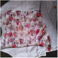 Blusa moletom ursinhos - 3 anos - Le Petit Kukiê