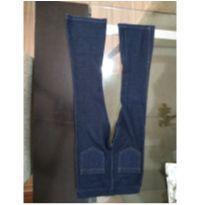 Calça bailarina imita jeans - 6 anos - Fuzarka