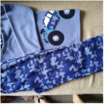 Pijama fleece carrinho - 4 anos - Walmart