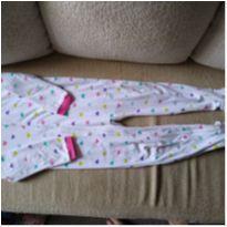 Macacão pijama tum tum - 5 anos - Carter`s