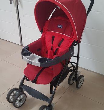 Carrinho de bebê Chicco - Sem faixa etaria - Chicco