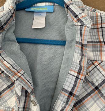 Camisa Gymboree grossa - 3 anos - Gymboree