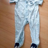 Macacão Foquinha azul - 12 a 18 meses - Baby Club e C&A