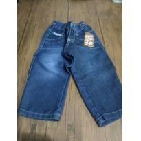 Calça jeans nunca usada - com etiqueta. - 18 meses - Não informada