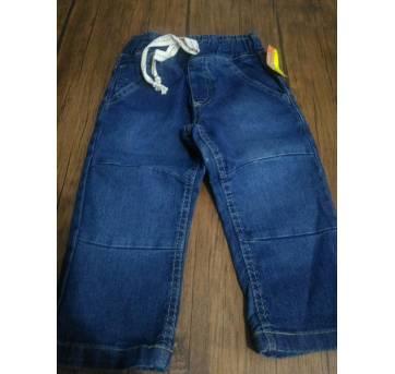 Calça jeans nunca usada - com etiqueta. - 1 ano - Toys & Kids
