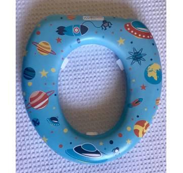 Redutor de assento sanitário infantil MultiKids - Sem faixa etaria - Multikids Baby