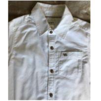 Camisa social branca Carter's - 2 anos - Carter`s