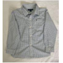 Camisa quadriculada Tommy Hilfiger - 4 anos - Tommy Hilfiger