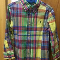 Camisa RL - 4 anos - Ralph Lauren