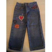 Calça Jeans EPK - 18 meses - EPK