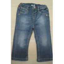 Calça jeans Chicco - 9 meses - Chicco