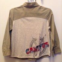 Camisa listrada Tyrol - 3 anos - Tyrol