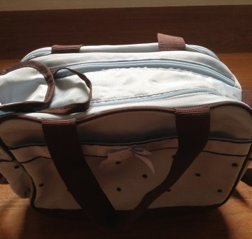 Bolsa de Bebê - Sem faixa etaria - First Impressions