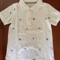Polo estampada Carters
