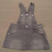 Vestido Jeans Zara - 6 a 9 meses - Zara