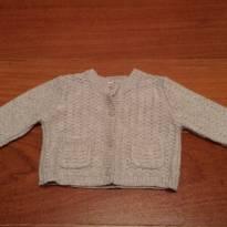 Casaco tricot Zara - 0 a 3 meses - Zara Baby