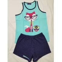 Pijama Puket - 6 anos - Puket