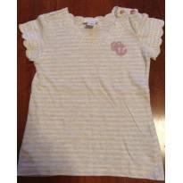Blusa Listrada Chicco - 2 anos - Chicco