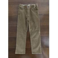Calça de veludo Carters - 5 anos - Carter`s