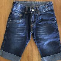 Bermuda NS Jeans - 6 anos - NS