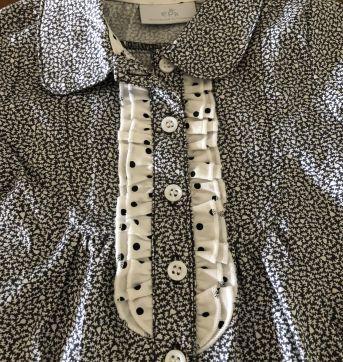 Camisa bata estampada EPK - 18 a 24 meses - EPK