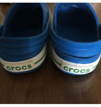 Crocs azul - 30 - Crocs