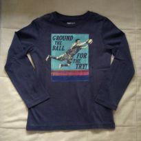Blusa manga longa Gap - 4 anos - GAP