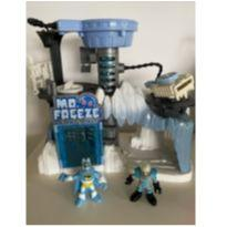 Imaginext Batman Mr Freeze