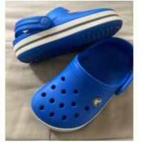 Crocs azul - 32 - Crocs