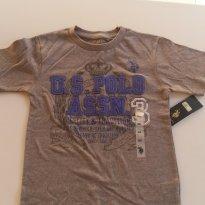 Camiseta Polo 5-6 - 5 anos - Polo