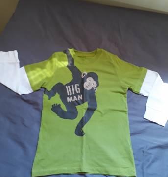 Camiseta Carter`s - 4 anos - Carter`s