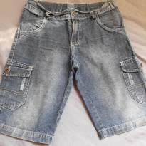 Bermuda jeans - 6 anos - Have Fun