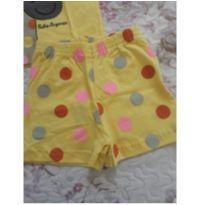 Pijama Girafinha - 2 anos - Bicho bagunça