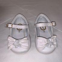 Sapato branco Pampili - 16 - Pampili