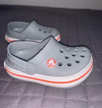 Crocs cinza - 18 - Crocs