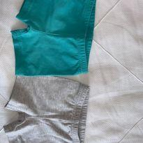 Pack 2 shorts Carter´s - 1 ano - Carter`s