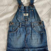 jardineira jeans Oshkosh - 2 anos - OshKosh