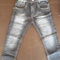 Calça jeans azul - 4 anos - Não informada