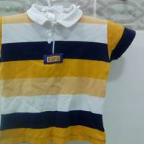 Camiseta Polo - 1 ano - Be Little