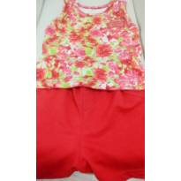 Conjunto Short e camiseta - 1 ano - Be Little