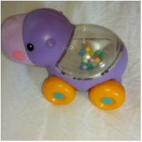 Veículos dos Animais -  Hipopótamo -  - Fisher Price