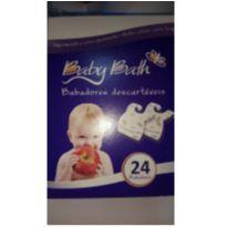 Babador Descartável - Caixa com 18 unidades -  - Baby Bath