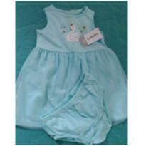 Vestido de princesa Carter`s - 12 a 18 meses - carter`s, baby gap, zara