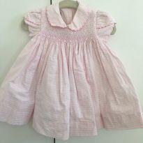 Vestido rosa Gap - 0 a 3 meses - Baby Gap