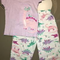 Pijama Dino - 18 meses - Carter`s